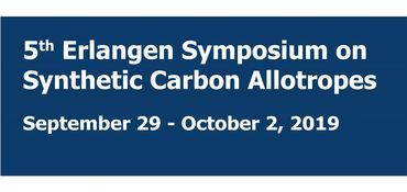 "Towards entry ""5th Erlangen Symposium on Synthetic Carbon Allotropes"""